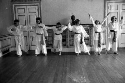 Gurdjieff Movements Archives - The J G  Bennett Foundation